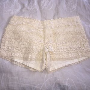 Denim & Supply Ralph Lauren Pants - Ralph Lauren lace shorts