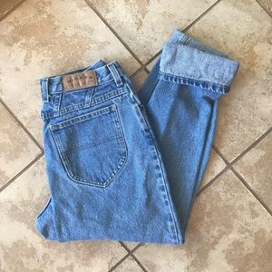 Vintage Riders mom jeans