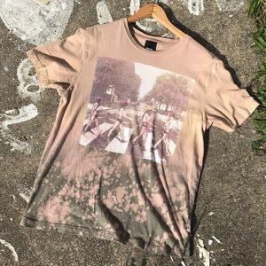 Bench Other - Acid Washed Bench Beatles Abbey Road Mimic Tee 🔥