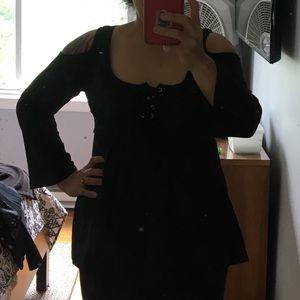 Hot Topic Tops - Black long sleeve shirt