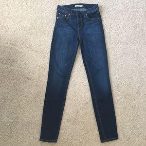GRLFRND Denim - GRLFRND Candice Skinny Jeans - size 24