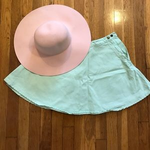 American Apparel Accessories - Hat and skirt bundle from American apparel