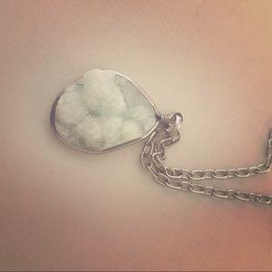 Jewelry - Fluorite pendant