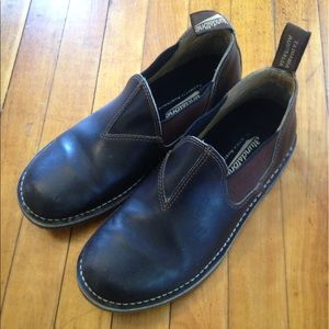 Blundstone Shoes - Blundstone boots size 9.5 Choc. Brown