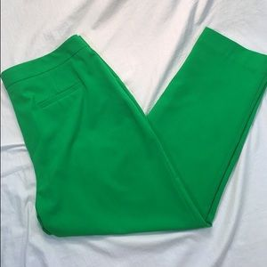 Vince Camuto Pants - Vince Camuto Kelly Green Pants (Size 12)