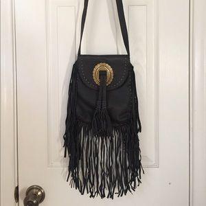 Cleobella Handbags - Cleobella Fringe Bag