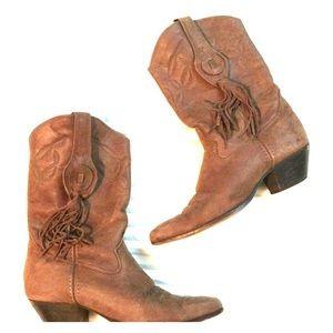 Laredo Shoes - Laredo Cowgirl Boots Size 7.5