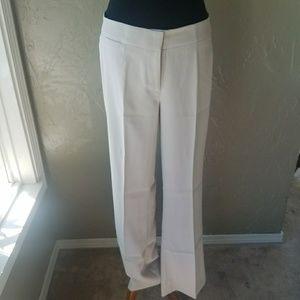 Spiegel Pants - Creamy White Spiegel Dress Pants NWT