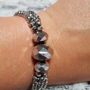 BKE Jewelry - BKE Bracelet in Silver