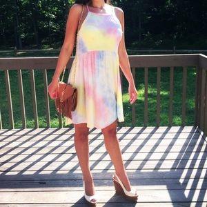 perfect tie dye dress