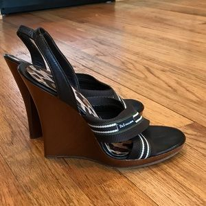 D&G Shoes - Authentic D&G chic Wedges size 37.5