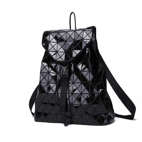 Issey Miyake BaoBao Geometric Pattern Backpack 112f0d37edb2c