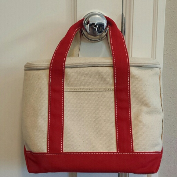 Terrific Ll Bean Lunch Bag Tote Gmtry Best Dining Table And Chair Ideas Images Gmtryco
