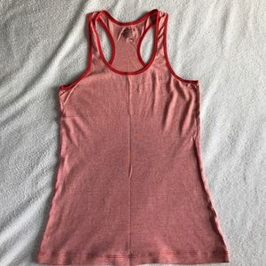 Old Navy Tops - Old Navy striped racerback tank.