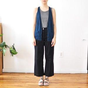 Theory cashmere vest