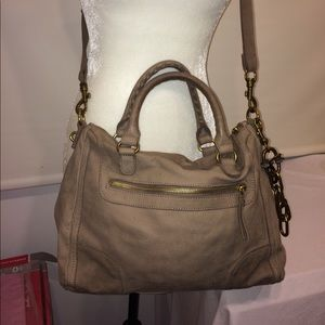 Liebeskind Handbags - Liebeskind Berlin Suede Satchel/Crossbody