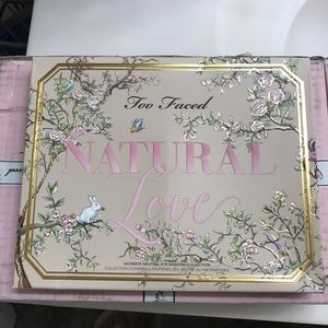 Too Faced Other - Too Faced Natural Makeup Palette