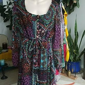 Joe Browns Tops - Size 18  long blouse or dress