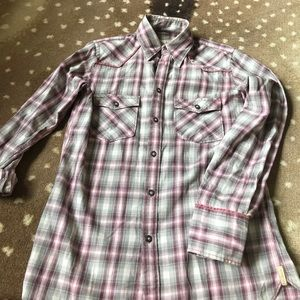 Other - Ted Baker western style shirt