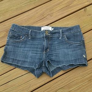 Abercrombie & Fitch Pants - Abercrombie and Fitch size 8 jean shorts