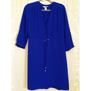 hm-moden Dresses & Skirts - Royal Blue H & M Size 10 dress