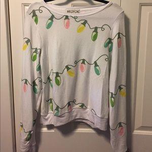 Wildfox Tops - Wildfox Christmas sweater