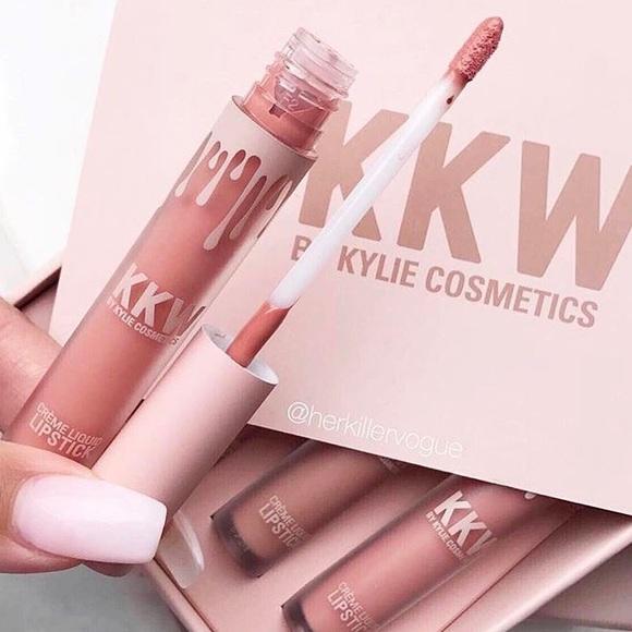 Kylie Cosmetics Makeup Kkw X Kylie Kimberly Cream Liquid Lipstick