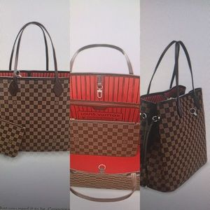 LV Neverfull Gm w/o pouch Brand new Authentic