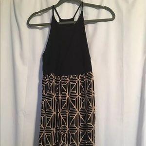 Alice & Trixie Dresses & Skirts - Alice & Trixie Maxi Dress angled handkerchief hem