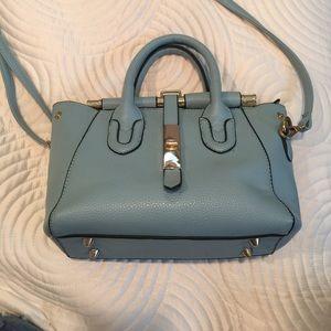 Handbags - Blue Mini Bag