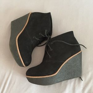 Urban Outfitters Wedge Heels