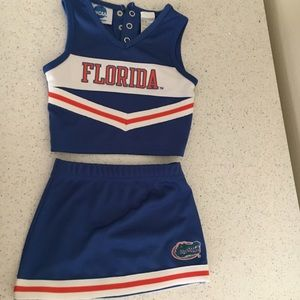 NCAA Other - Florida Gators cheerleading outfit!