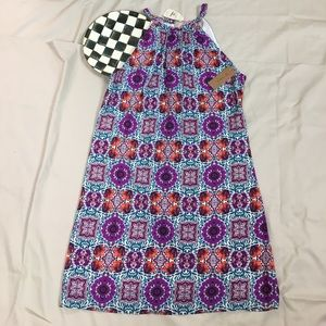 Daniel Cremieux Dresses & Skirts - Cremieux sleeveless tank dress. Printed dress.