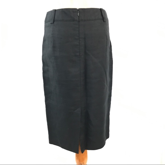 Product Features Pencil skirt style dress snaps down the front with lt. lockdown on name tag.