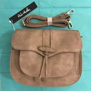 Pink Haley Handbags - 💖Vegan Leather Pola Crossbody💖