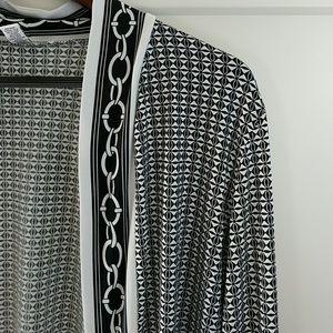 Chain link jacket L