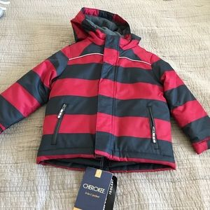 Cherokee Other - 3t thick, insulated winter coat NWT