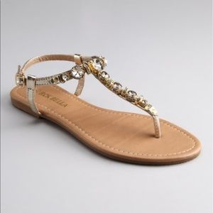 JaylikeShop Shoes - SABER-13 Gold ✨💛