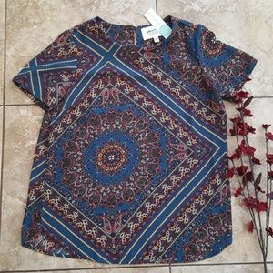 Alice Blue Tops - New!  Bollywood-inspired tunic from Stitch Fix