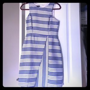 Ivy & Blu Dresses & Skirts - Classy A-Line periwinkle dress