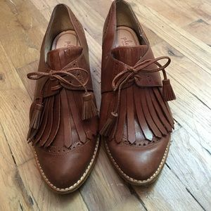 Anthropologie Shoes - Anthropologie plenty by trace Reese oxford
