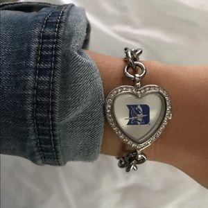 Duke Heart-Shaped Watch