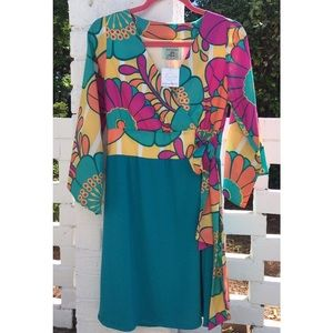 Judith March Dresses & Skirts - 👛 NWT Lovely Summer Party Dress 👛