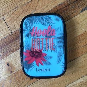 Benefit Handbags - Benefit Cosmetics Train Case. New!
