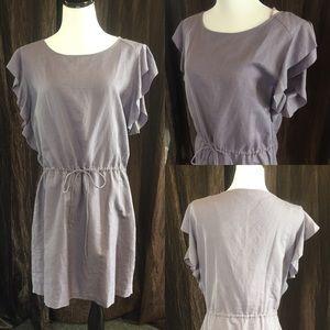 Lavender J. Crew Dress