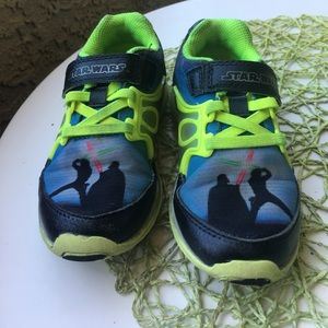 Stride Rite Other - Pair of sneakers Starwars for toddler