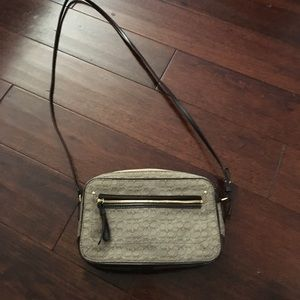Coach Poppy Flight bag crossbody