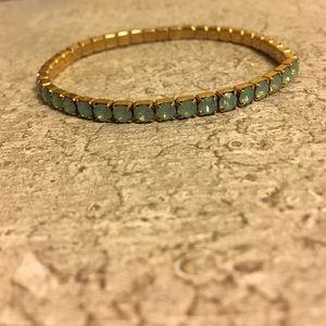 Catherine Popesco Jewelry - Teal Catherine Popesco elastic bracelet