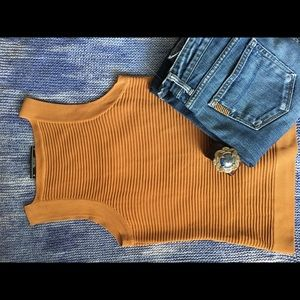 Pringle Tops - Pringle 1815 Ribbed Shirt