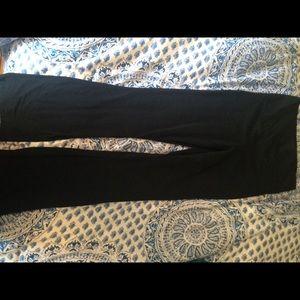 VS Pink yoga pants size Small